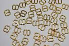 B034 Metal Mini 8 Shape Buckles Doll Clothes Belt Sewing Craft Supply Blythe