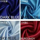 Silky Satin Fabric Dress Wedding Bridal Lining Shimmer Material Cosy Diy Costume