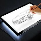 A4 Lot Tracing Light Box Led Artist Tattoo Drawing Drafting Graphics Tablet Qc