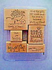 Stampin Up Retired Sets Your Choice Newgently Used Will List More Check Back