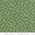 Hearthside Holiday Pine Green 19833 16 By Deb Strain For Moda Fabrics - Quilt