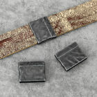 2sets Hammered Strong Magnetic Clasp Fit 10mm 20mm Flat Leather Jewelry Findings