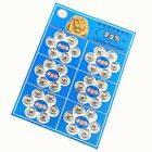 36pcs Metal Press Sewing Accessory Fasteners Button Snap Metal Snap New