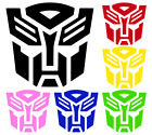 Autobot Transformers Vinyl Laptop Wall Car Window Sticker Decal Graphic 3-10