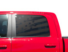 Distressed Usa Flag Decals Fits Ram 1500 2500 - 2010-2018 Side Windows Hemi Dc4