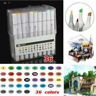 Dual Headed Artist Sketch Copic Markers Pen Paint For Animation 243672 Colors