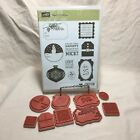 Choose Stampin Up Curly Label-santa Hat--owl Punch Matching Christmas Stamps