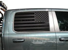 Usa Flag Decals Fits 2019-2020 Ram 1500 2500 - Side Windows Hemi Diesel Dc5
