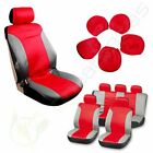 For 2002 2003 2004 2005 2006 Ford Escape F-150 Full Set Embossed Car Seat Cover
