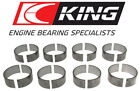 King Cr807si Connecting Rod Bearings Set Kit For Sbc Chevy 305 307 350 383 400