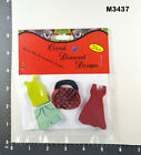 Assorted Clothing -  Handmade Ceramic Mosaic Tiles Pick You Group 2