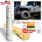 Digital Camouflage Camo Army Vinyl Sticker Wrap Decal Air Release