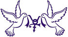 Prince Rogers Nelson Iron On - Doves Symbol Free 5 Prince Symbol Car Decal