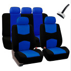 10pcs Auto Seat Covers For Car Truck Suv Van - Universal Protectors Polyester