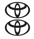 Toyota Logo Decal Vinyl Sticker Buy 1 Get 2 Free Shipping