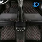 Universal Leather Car Floor Mats Waterproof Fit For Infiniti G37 20082013