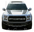 Ford Raptor Hood Stripes Velocitor Hood Decals Vinyl Graphics Kit 2018 2019 2020