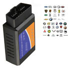 Wifibluetooth Wireless Obdii Obd2 Elm327 Diagnostic Scanner For Ios Android