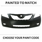 Fits 2007-2009 Toyota Camry Front Bumper Cover Painted To Match