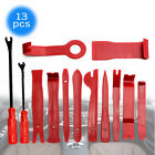 Car Radio Door Clip Panel Dash Trim Stereo Audio Removal Install Pry Tool Kit