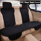 Us Plush Car Seat Cover Set Front Rear Back Chair Cushion Protector Warm Winter