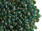 Choose Color 20g 2.5x5mm 2-hole Superduo Seed Beads Czech Pressed Glass
