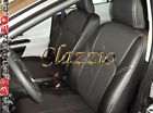 Toyota Prius C 2012-2018 Clazzio Leather Seat Cover 1st2nd Rows