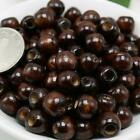 Wholesale 501001000pcs Coffee Round Wood Beads 6mm---16mm Spacer Beads