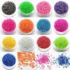 Wholesale 300pcs 2mm4mm Czech Glass Seed Round Spacer Beads Jewelry Making Diy