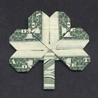 Beautiful Money Origami Art Pieces - Many Designs Made Of Real Dollar Bills V.1
