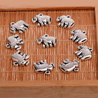 10pc Cute Animal Paws Heart Pendants Charms For Necklace Bracelet Jewelry Diy