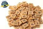 500 300 200 100 Scrabble Wood Tiles Pieces Full Sets Letters Wooden Replacement