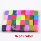 32 36 Colours 5 Tools Set Soft Polymer Clay Oven Fimo Clay Modelling Moulding