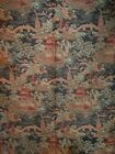 Brunschwig Fils Chinoiserie Garden Embroidered Oriental Theme Various Colors