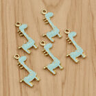 5pcs Sewing Machine Pendant Charms For Diy Necklace Jewelry Marking Oil Drop