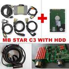 Multiplexer Mb Star C3 Full Set Mb Diagnostic Cablessoftware With Internal Hdd