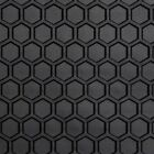 Hexomat - All-weather Heavy Duty Floor Mats- Front Mats- Custom -for Toyota Q-z