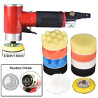 Polisher Air Palm Air Dual Action Speed Controlled Palm Sanderpolishing Sponge