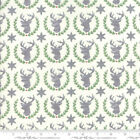 Hearthside Holiday Snowy White 19832 11 By Deb Strain For Moda Fabrics - Quilt