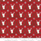 Hearthside Holiday Berry Red 19832 14 By Deb Strain For Moda Fabrics - Quilt