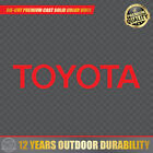 New Toyota Tundra Trd Pro Grille Decal 2015 16 17 18 19 Grill Sticker Letters