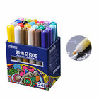 Acrylic Paint Pens For Rock Painting Stone Glass Ceramic. Set Of 24 Markers