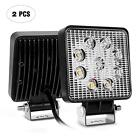 Led Work Light Bar Spot Flood Offroad Roof Lights Fog Driving Lamp Truck 4wd Atv