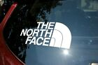 The North Face Ski Window 12 Black Or White Vinyl Decal Sticker