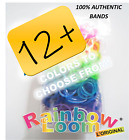 Rainbow Loom Twistz 600 Pk Pc Rubber Bands Refill Replacement Authentic Original