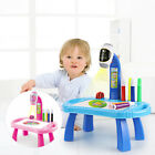 Multi-functional Projection Lamp - Projector Drawing Learning Desk Toy For Kids