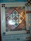Vintage Treasures Quilt Block Kits Jo Ann Fabric Crafts Block Of The Month