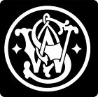 Smith And Wesson Logo Vinyl Decal Sticker Car Truck Window