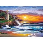 5d Diamond Painting Diy Landscape Cross Stitch Embroidery Mosaic Kit Decor Gifts