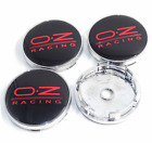 4x60mm Wheels Center Hub Caps Emblem Badge Covers For Oz Racing 5 Colors Option